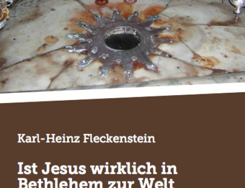 Ist Jesus wirklich in Bethlehem zur Welt gekommen?