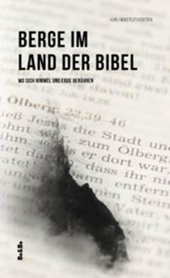 Berge im Land der Bibel - Karl-Heinz Fleckenstein